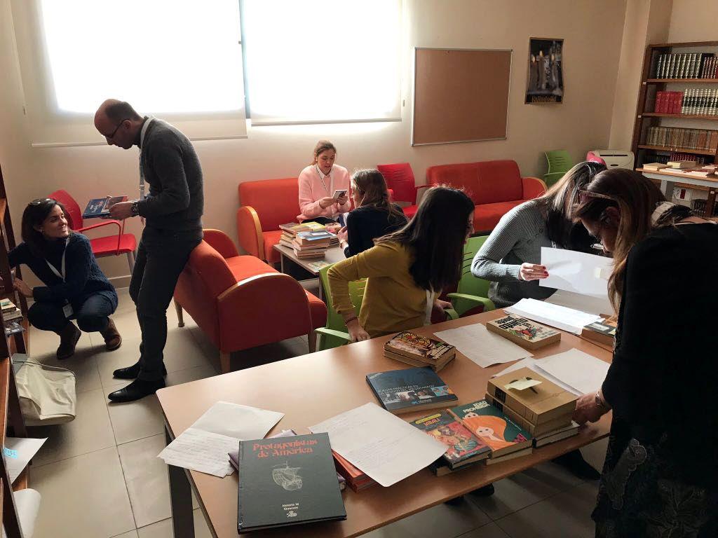 Aislamiento involuntario Voluntariado RSC GAMO Abogados