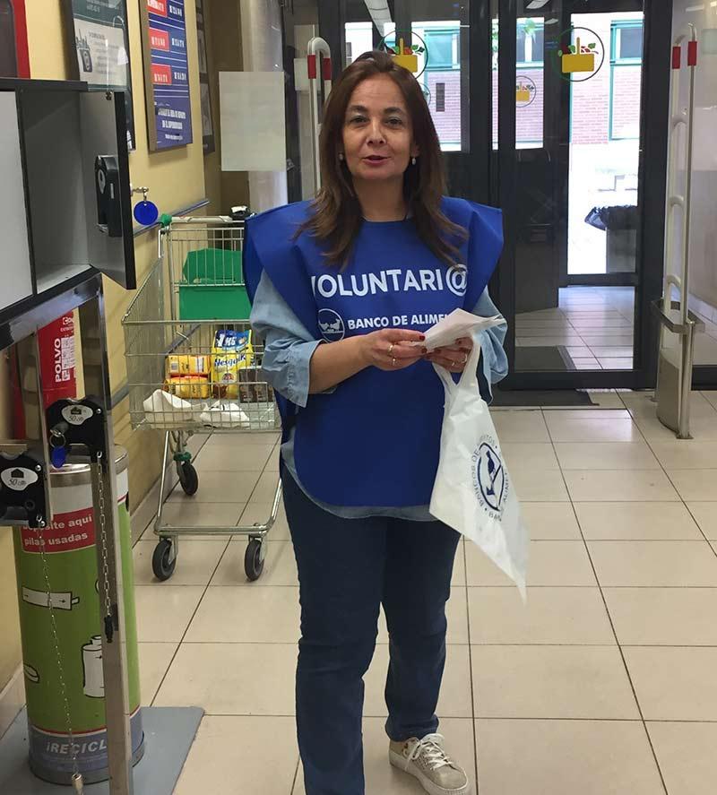 colaboración banco de alimentos de Valladolid Gamo Abogados