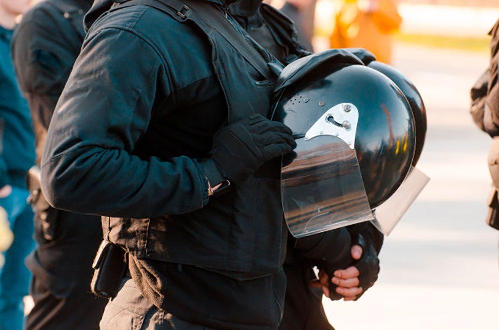 policia orden judicial