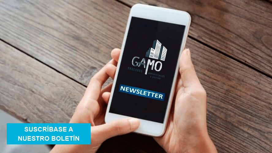 movil newsletter